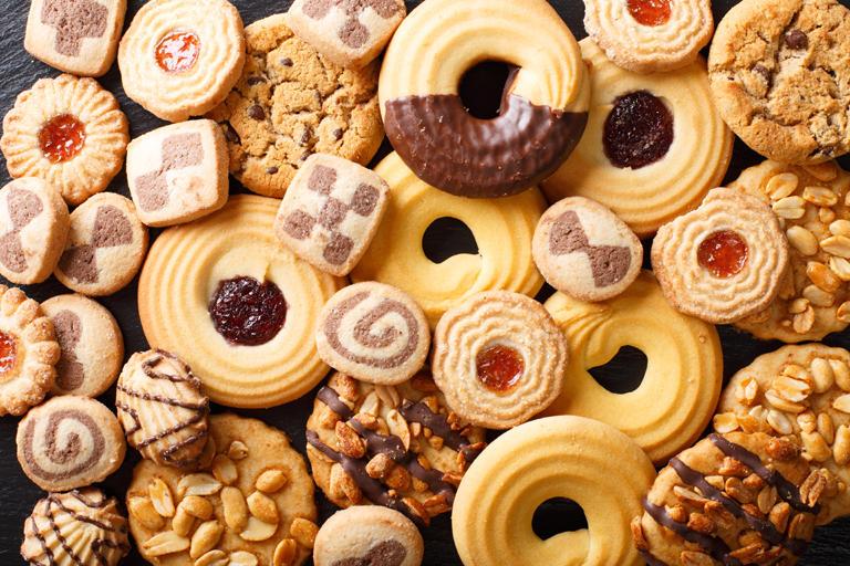 クッキーやパンのおいしさの秘密 カラメル化とメイラード反応