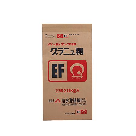 グラニュ糖 30kg(EF=細目)